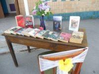 Вулична акція «І пам'ять про війну нам книга оживить»