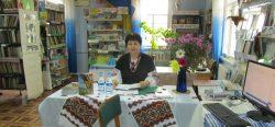 Зустріч в бібліотеці з Надією Позняк