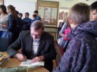 Зустріч із гумористом Олегом Шрамком
