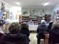 Народний депутат на зустрічі з виборцями  в бібліотеці