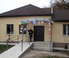 Відкриття відремонтованого приміщення бібліотеки-філії № 5 ім. А. П. Чехова.