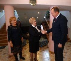 Сумський міський голова став почесним читачем бібліотеки ім.Т.Шевченка