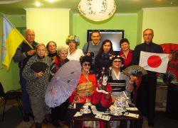 Кіно-вечірка в японському стилі