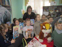 Майстер-клас сумської поетеси Світлани Петренко в бібліотеці
