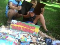 Літні читання продовжуються