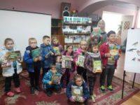 Діти відвідали книжковий зоопарк