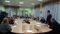 Бібліотекарі міських бібліотек зустрілися з віце-Прем'єр-міністром України В.Кириленко