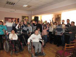Життя як диво, не бійся жити! Міжнародний день інвалідів