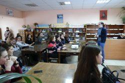 Засідання клубу «Молодий виборець»